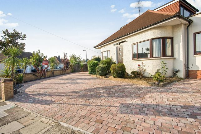 Thumbnail Detached bungalow for sale in Hillway, Kingsbury