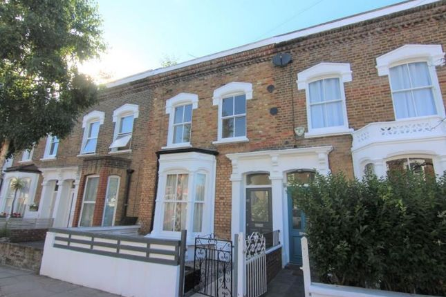 Thumbnail Terraced house to rent in Chatterton Road, London
