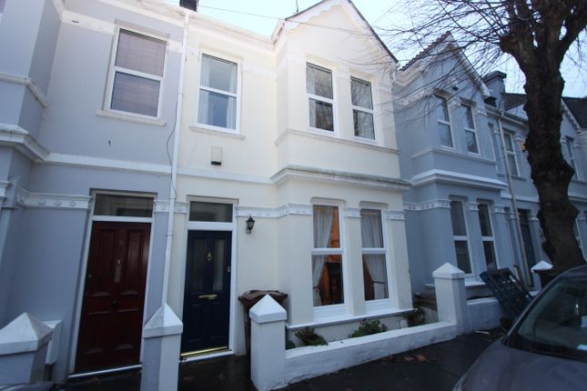 Thumbnail Terraced house for sale in Rectory Road, Plymouth