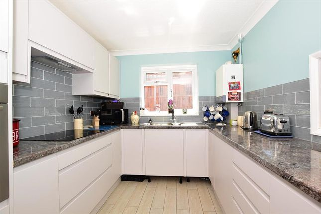 Thumbnail Detached bungalow for sale in Newlands Drive, Walmer, Deal, Kent