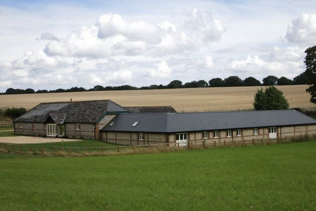 Thumbnail Property to rent in Whitnal, Whitchurch, Hampshire