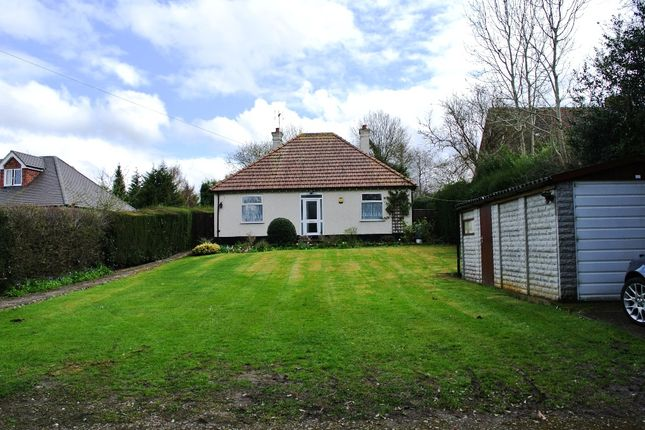 Thumbnail Detached bungalow for sale in Eynsford Road, Farningham