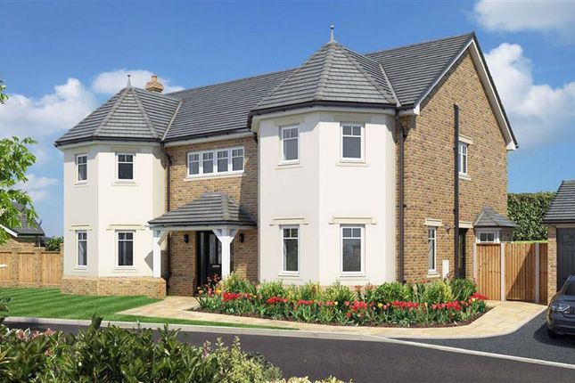 Thumbnail Detached house for sale in Plot 5 Henlle Ridge, Chirk Road, Henlle, Oswestry, Shropshire