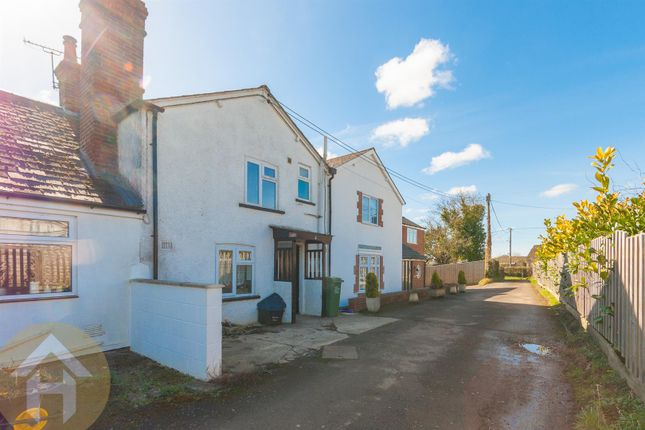 Thumbnail Cottage for sale in Victoria Close, Goatacre, Calne