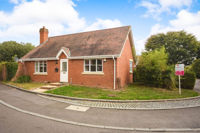 Thumbnail Semi-detached bungalow for sale in Marconi Gardens, Pilgrims Hatch, Brentwood
