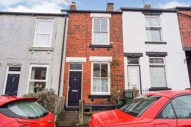 1 bed terraced house for sale in Ashford Road, Sheffield S11