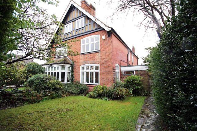 Thumbnail Semi-detached house for sale in Aldenham Road, Bushey WD23.