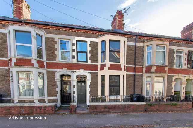 Thumbnail Property for sale in Library Street, Canton, Cardiff