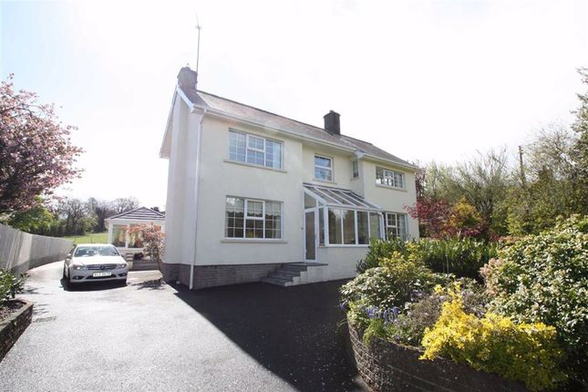 Thumbnail Detached house for sale in Ballymaglave Road, Ballynahinch, Down
