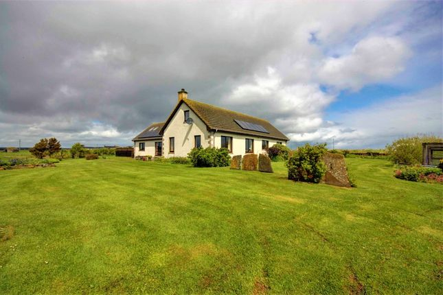 Thumbnail Detached bungalow for sale in Taigh An T'Saoir, Upper Smerlie, Lybster
