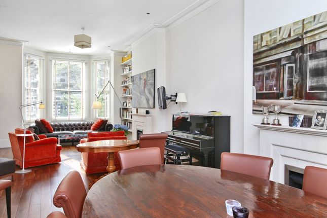 Thumbnail Terraced house to rent in St Lawrence Terrace, London