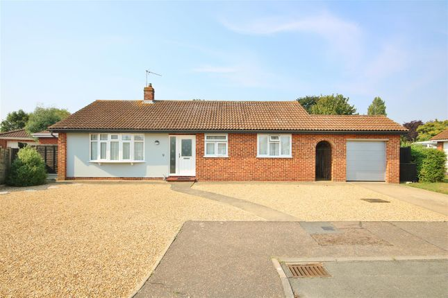 Thumbnail Detached bungalow for sale in Devereaux Close, Walton On The Naze
