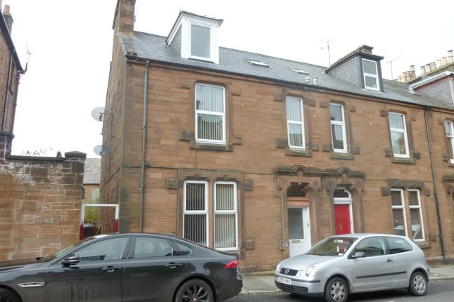 Thumbnail End terrace house for sale in Rae Street, Dumfries