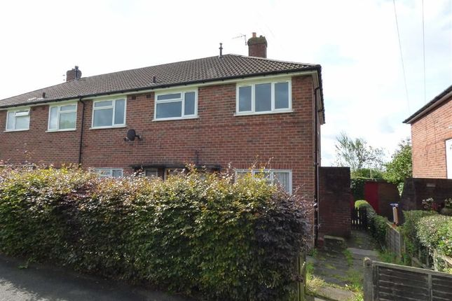Thumbnail Property for sale in Queens Drive, Leek