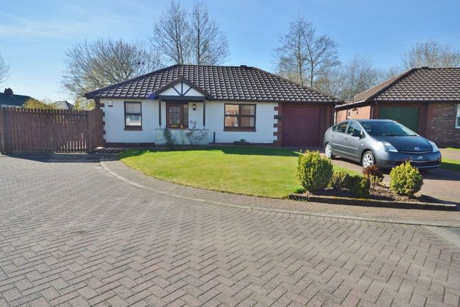 Thumbnail Detached bungalow for sale in Cypress Way, Penrith