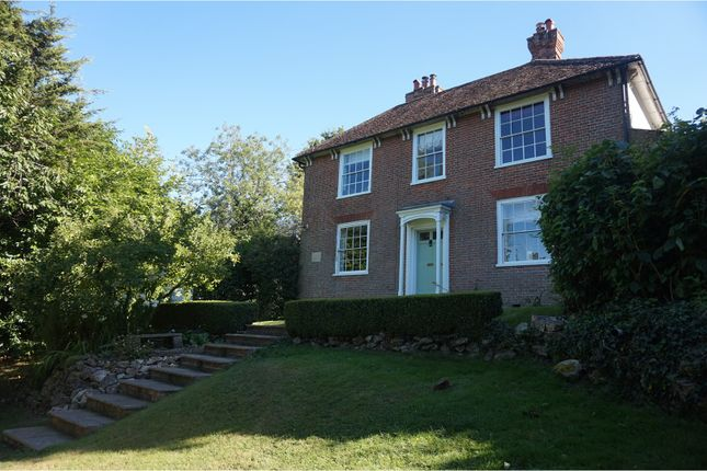 Thumbnail Detached house for sale in Mount Pleasant Drive, Bearsted, Maidstone