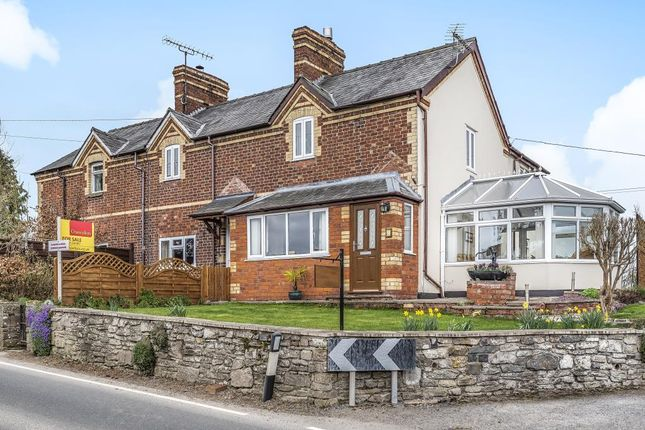 Thumbnail Terraced house for sale in Titley, Herefordshire