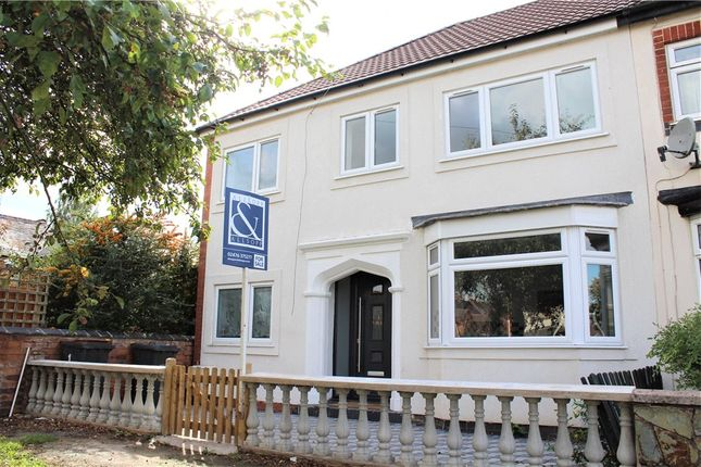 Thumbnail Semi-detached house for sale in Newdigate Road, Bedworth, Warwickshire