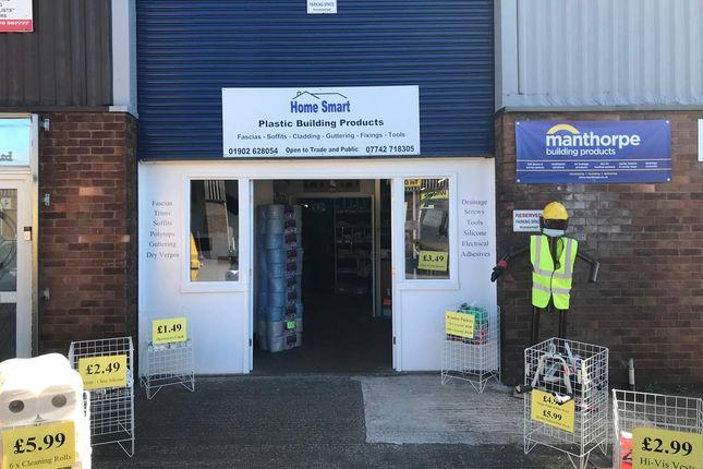 Thumbnail Retail premises for sale in Lower Keys Business Park, Keys Park Road, Hednesford, Cannock