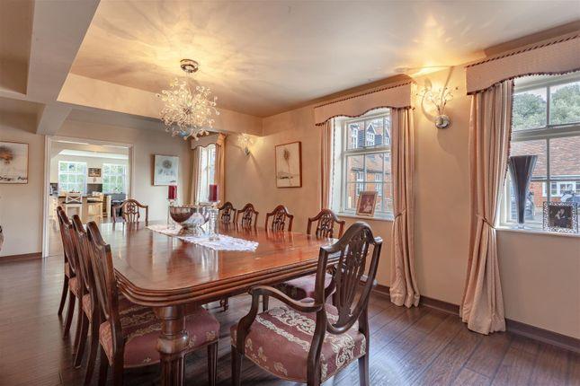 Dining Room of Elsenham, Bishop's Stortford CM22