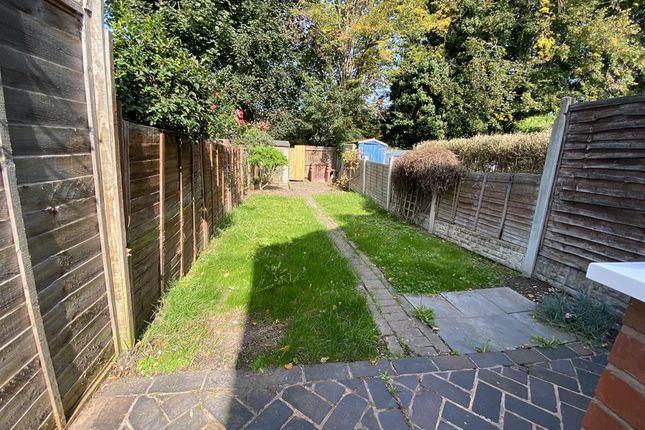 Rear Garden of Hartledon Road, Birmingham B17