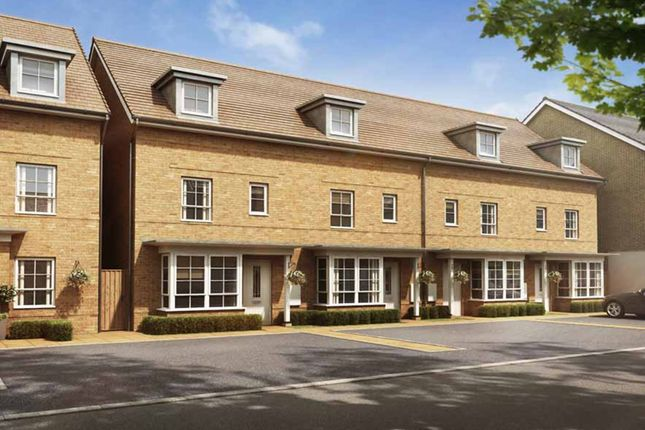 """Thumbnail Terraced house for sale in """"Woodbridge Special"""" at Langley Road, Langley, Slough"""