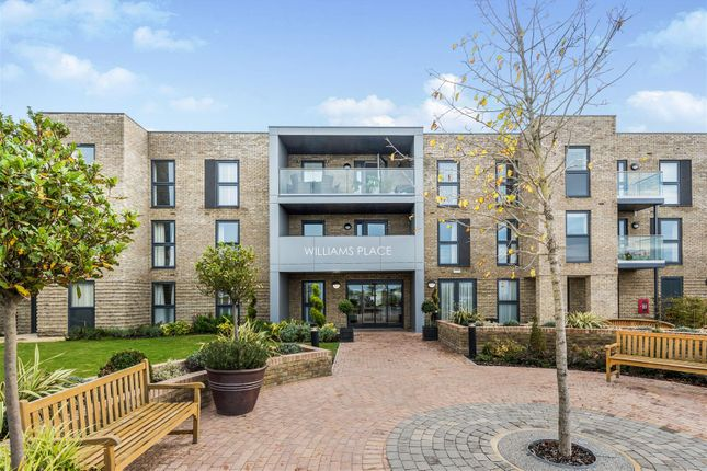1 bed flat for sale in Williams Place, 170 Greenwood Way, Harwell, Didcot, Oxfordshire OX11