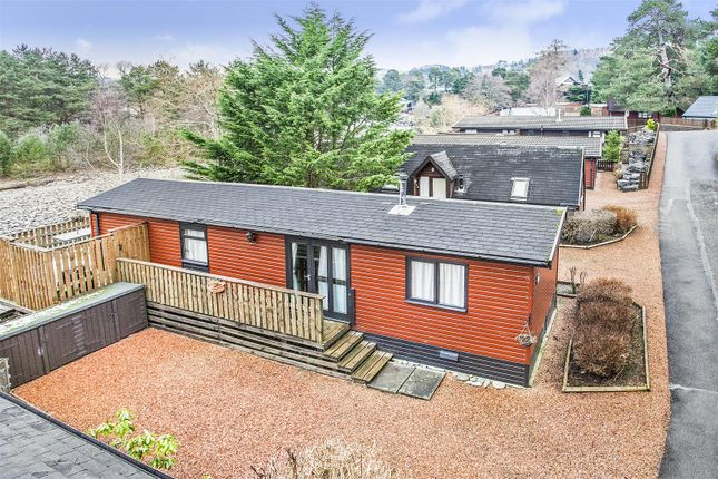 Thumbnail Lodge for sale in Invertilt Road, Blair Atholl, Pitlochry