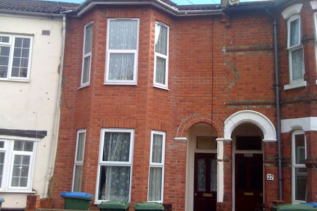 Thumbnail Property to rent in Livingstone Road, Portswood, Southampton