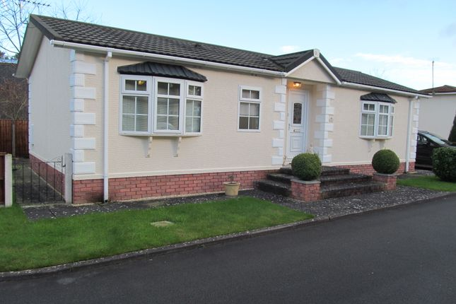 Thumbnail Mobile/park home for sale in Small Acre Park (Ref 5199), Leominster, Herefordshire