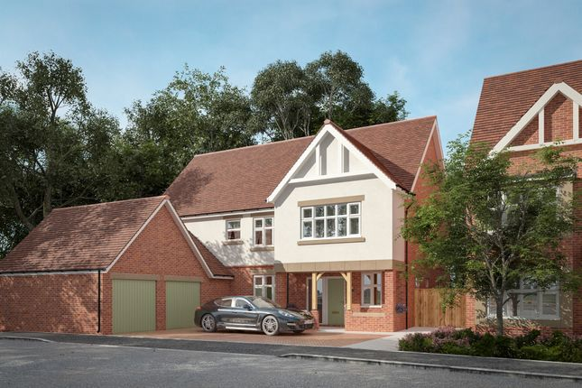 Thumbnail Detached house for sale in The Cornflower, Wildflower Rise, Mansfield