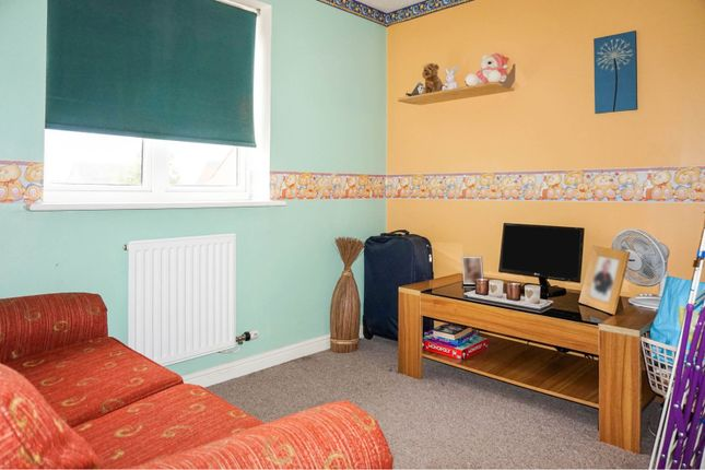 Bedroom Four of Upton Drive, Nuneaton CV11