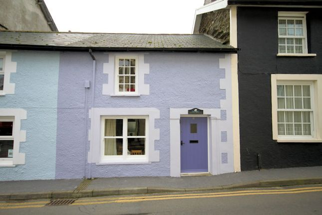 Thumbnail Terraced house for sale in 9 Copperhill Street, Aberdovey