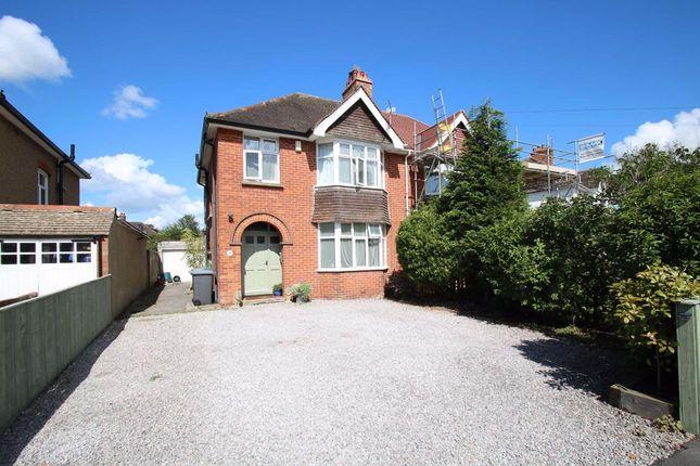 Thumbnail Semi-detached house for sale in Clarendon Avenue, Trowbridge, Wiltshire