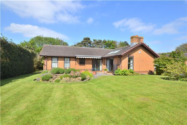 Thumbnail Detached bungalow for sale in 1 Balcarras Retreat, Charlton Kings, Cheltenham, Glos