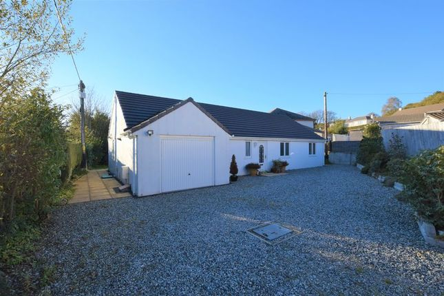Thumbnail Detached bungalow for sale in Albaston, Gunnislake