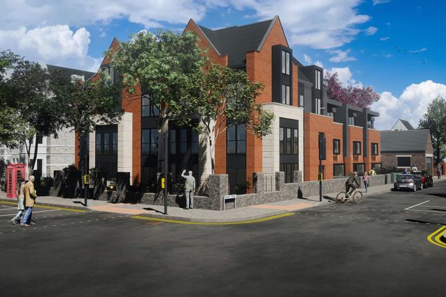 Thumbnail Flat for sale in 1 Ty Cornel, Cathedral Gardens, Cathedral Road, Pontcanna