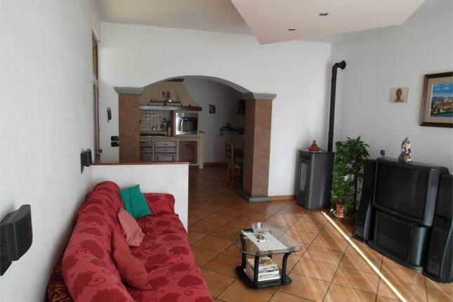 The Living Room of Ground Floor Apartment, Anghiari, Arezzo, Tuscany, Italy