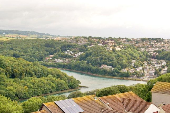 Thumbnail Maisonette to rent in Tregarrick, The Downs, West Looe, Cornwall