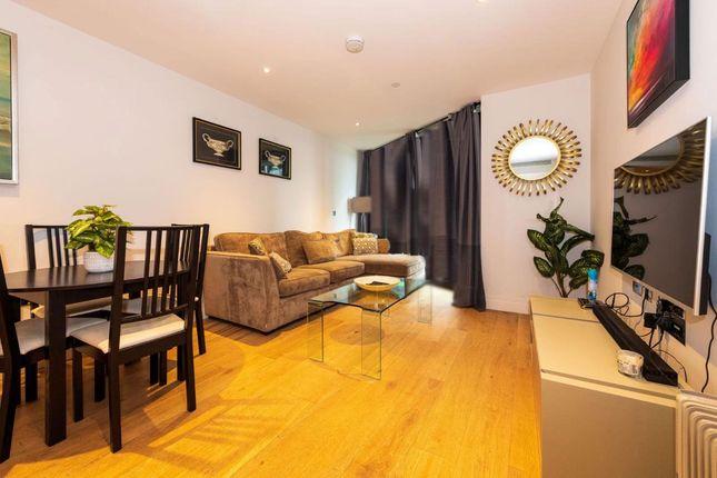 Thumbnail Flat to rent in Nine Elms Lane, London