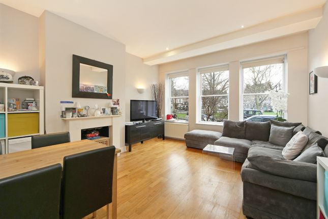 Thumbnail Flat to rent in Parsons Green, London
