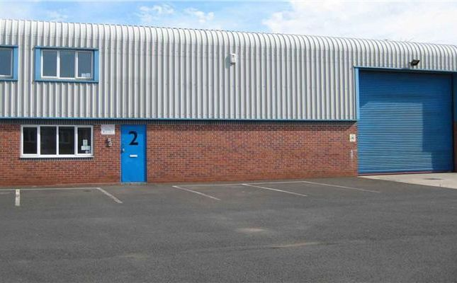 Light industrial to let in Unit 2 Bypass Park Estate, Leeds, North Yorkshire