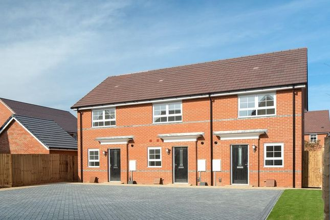 """End terrace house for sale in """"Washington"""" at Dunnocksfold Road, Alsager, Stoke-On-Trent"""