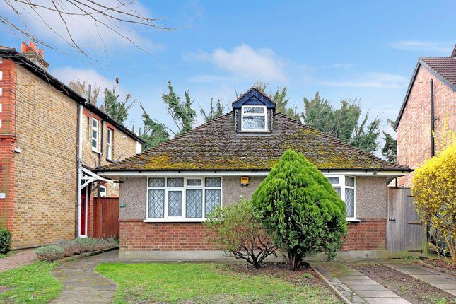 Thumbnail Bungalow for sale in Grosvenor Avenue, Carshalton, Surrey