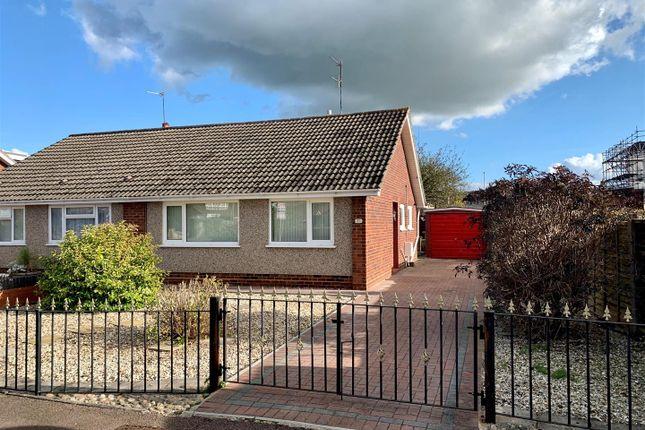 Thumbnail Semi-detached bungalow for sale in Osborne Avenue, Tuffley, Gloucester