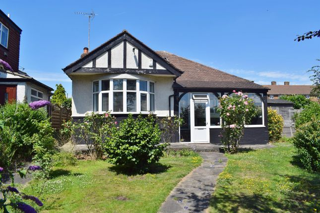 Thumbnail Detached bungalow for sale in East Rochester Way, Sidcup, Kent