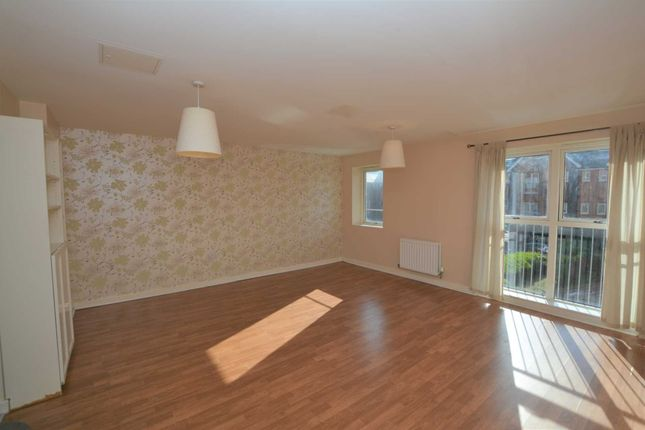 Thumbnail Flat to rent in Millward Drive, Bletchley, Milton Keynes