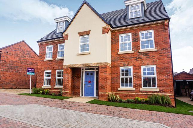Thumbnail Detached house to rent in Balbina Way, Milton Keynes