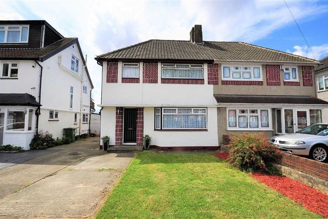 Thumbnail Semi-detached house for sale in Percy Road, Bexleyheath