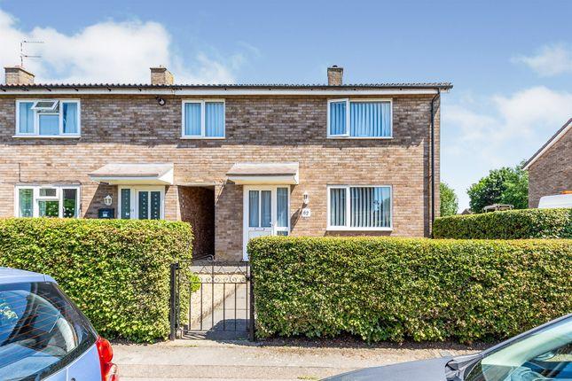 End terrace house for sale in Stanley Road, Stevenage